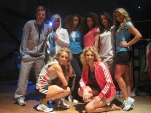 Adidas Dancers in Holland