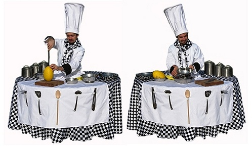 Living Tables Chefs