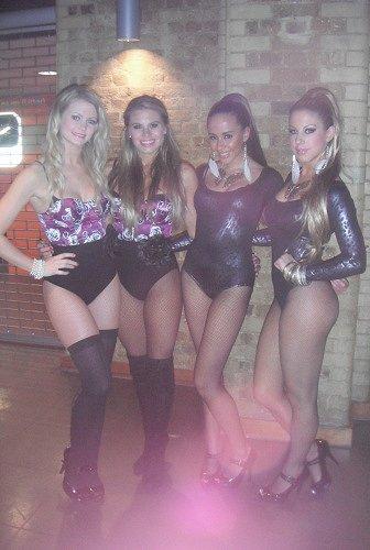 Dancers at NHM