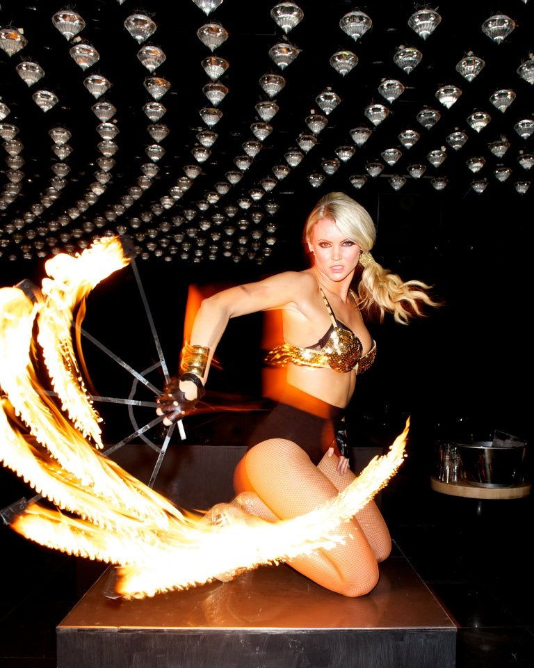 fire performers for indoor and outdoor events
