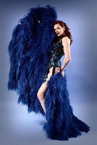 Gwendoline Burlesque Dancer