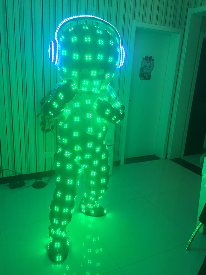 LED mini man