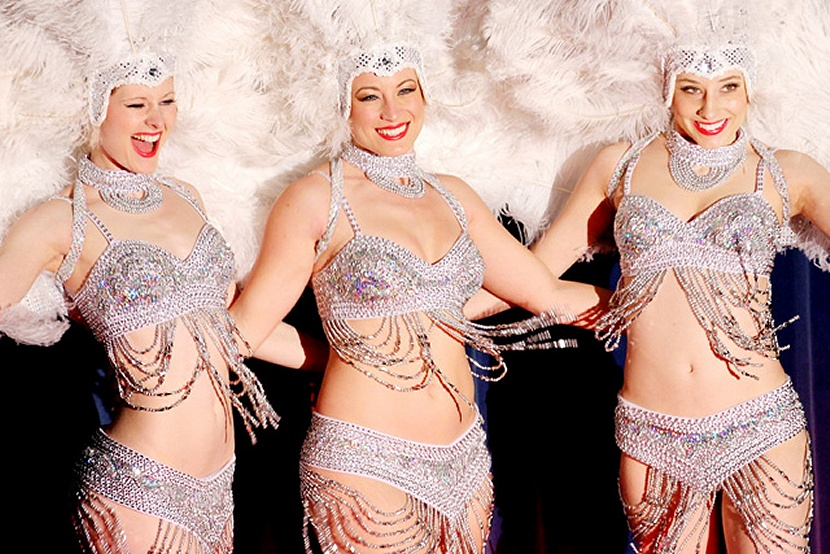 Rouge Girls Burlesque