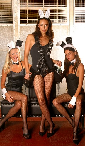 shot girls bunnies to hire