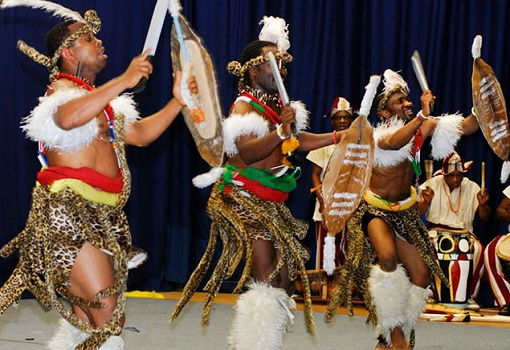 Africa dance act