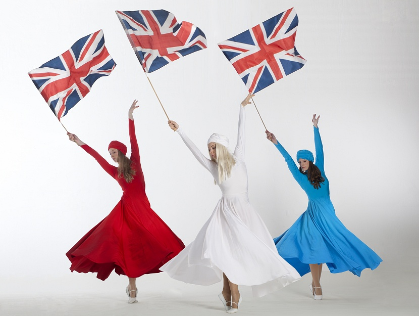 Jubilee dancers