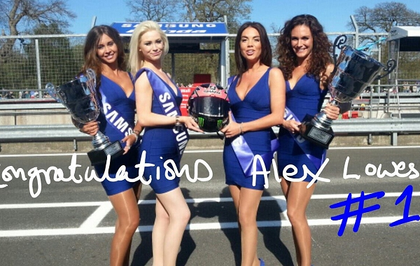 Samsung girls for Superbikes