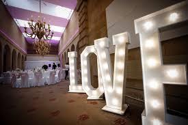 LED lettering