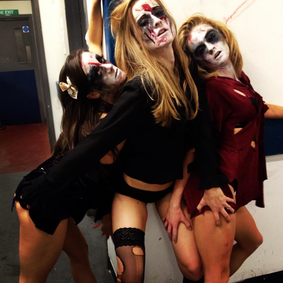 FREAKY CHOREOGRAOPHED HALLOWEEN DANCE SHOWS