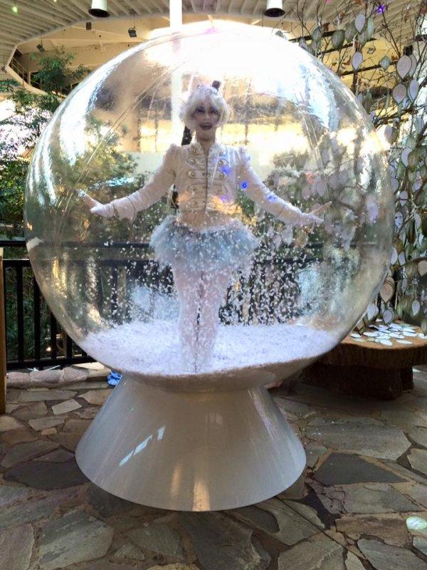 snow ball (penny)