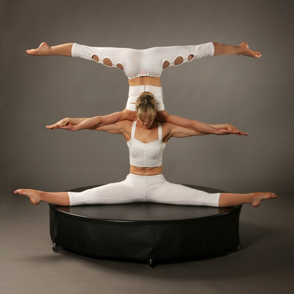 hire acro balance artists