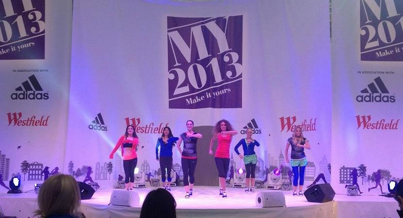 Dancers at My 2013