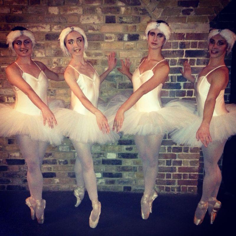 enchanting ballet dancers for hire