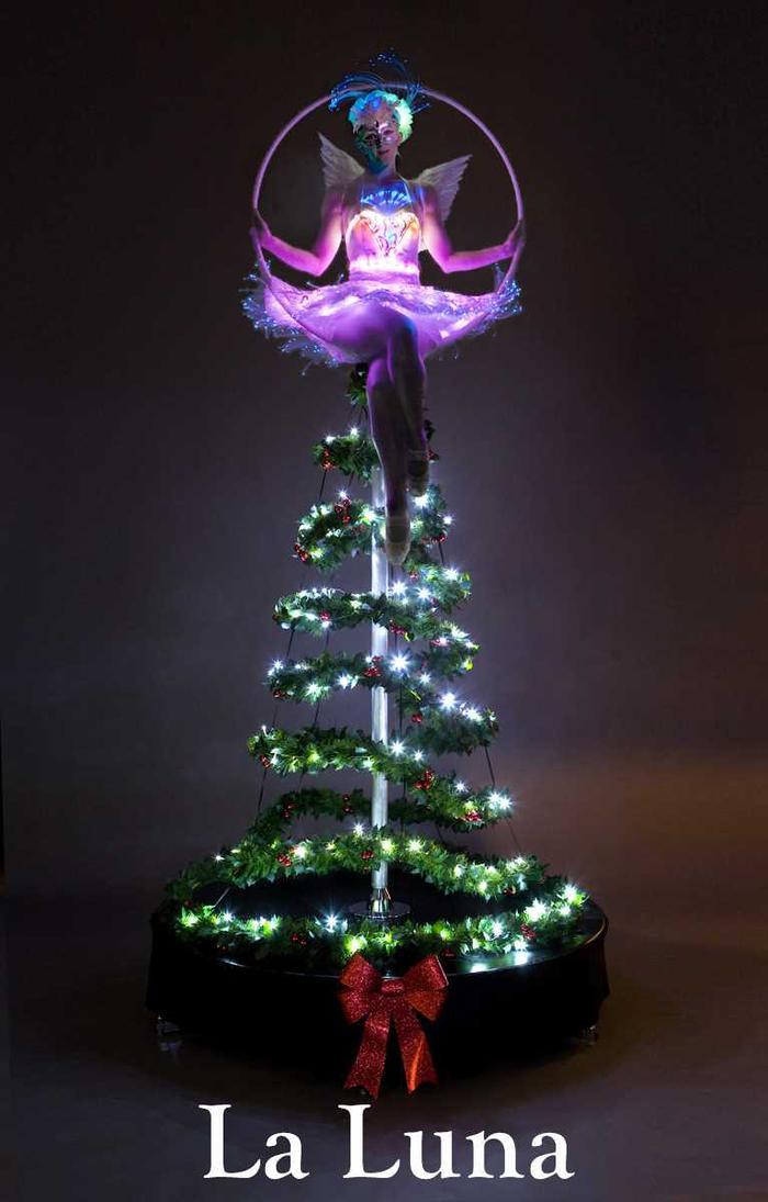 beautiful christmas instalation