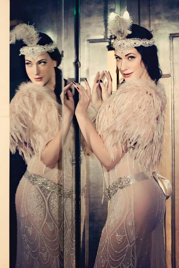 classic burlesque