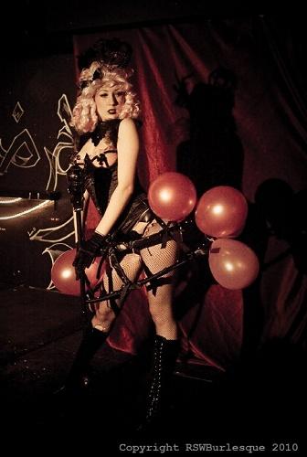 Rouge Burlesque
