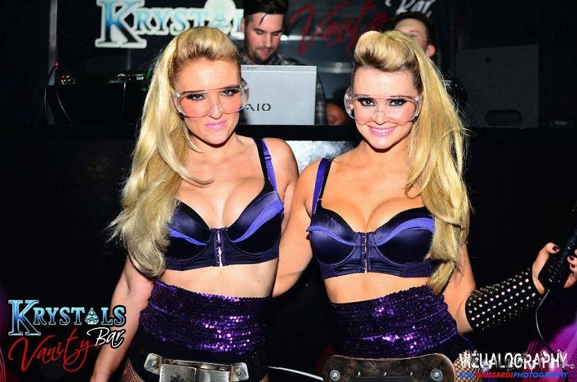 Club Dancers Girls