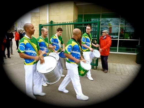 Brazil Drum Band