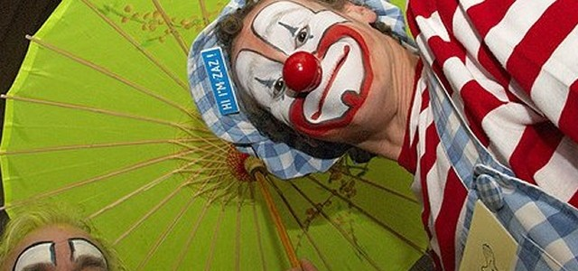 Clowns & circus performers