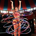 Hula Hoop Dancer
