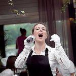 singing waiter acts