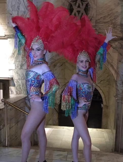 podium dancers for hire