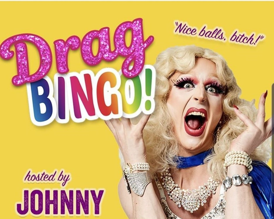 drag queen bingo with cabaret show