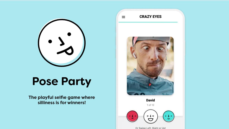 virtual posing party